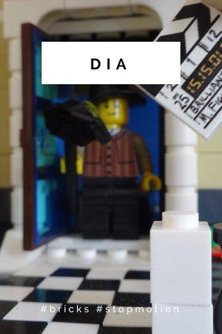 DIA #bricks #stopmotion