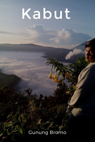 Kabut Gunung Bromo