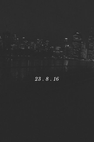 23 . 8 . 16