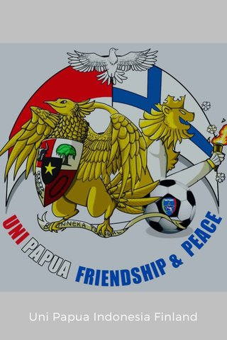 Uni Papua Indonesia Finland