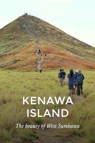 KENAWA ISLAND The beauty of West Sumbawa
