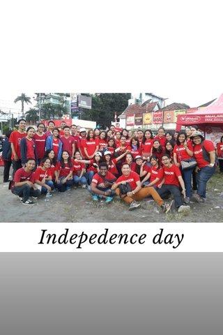 Indepedence day