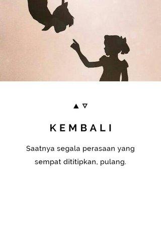 KEMBALI