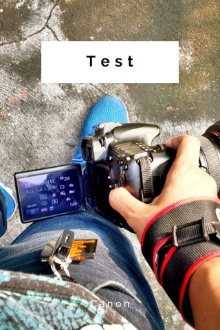 Test Canon