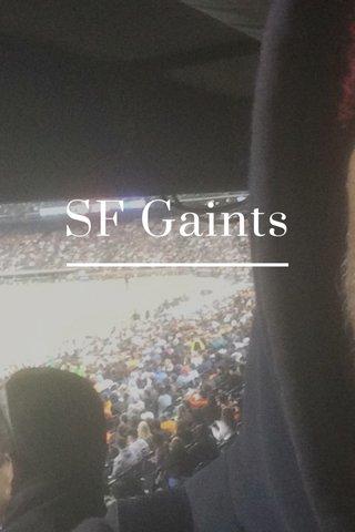 SF Gaints