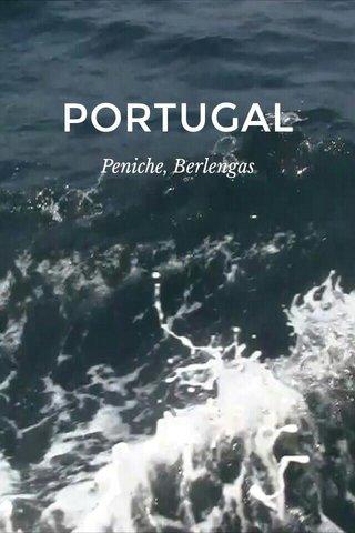 PORTUGAL Peniche, Berlengas