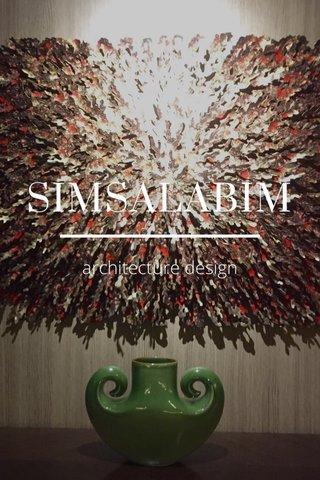 SIMSALABIM architecture design