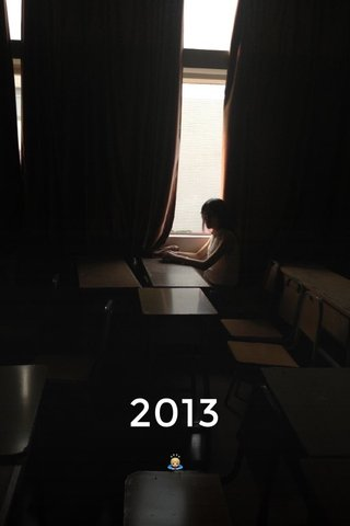 2013 🙇🏼