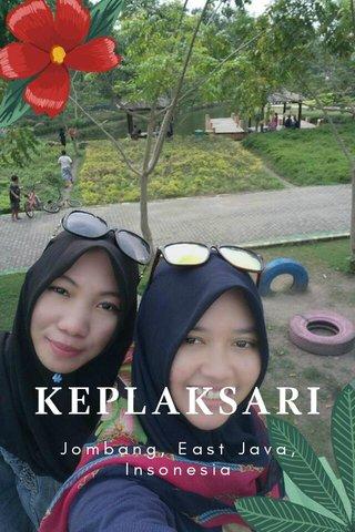 KEPLAKSARI Jombang, East Java, Insonesia