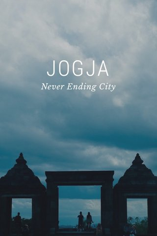 JOGJA Never Ending City