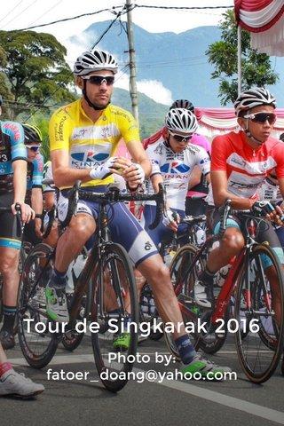 Tour de Singkarak 2016 Photo by: fatoer_doang@yahoo.com