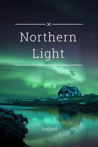 Northern Light - Iceland -