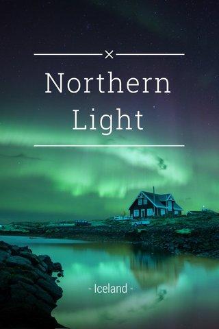 Northern Light - Iceland -