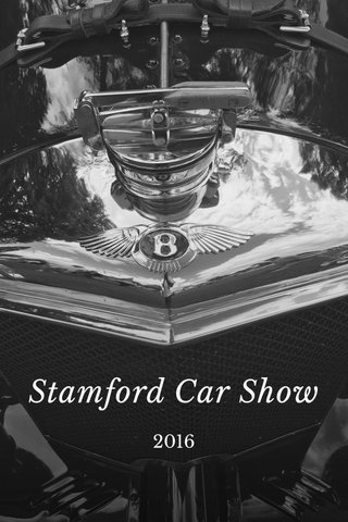 Stamford Car Show 2016