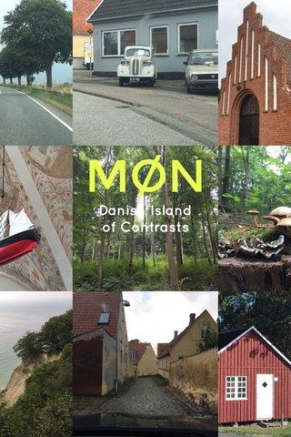 MØN Danish Island of Contrasts