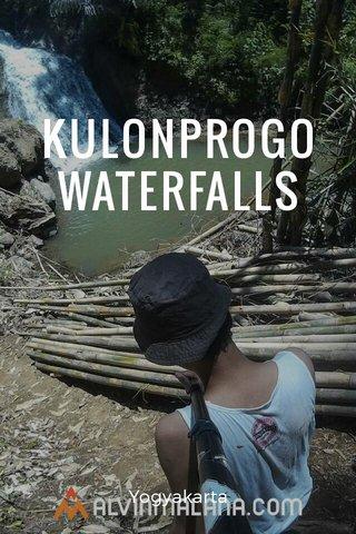 KULONPROGO WATERFALLS Yogyakarta