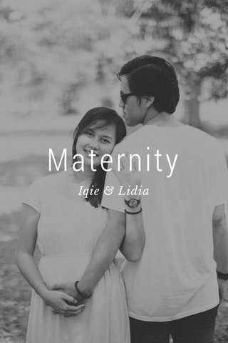 Maternity Iqie & Lidia