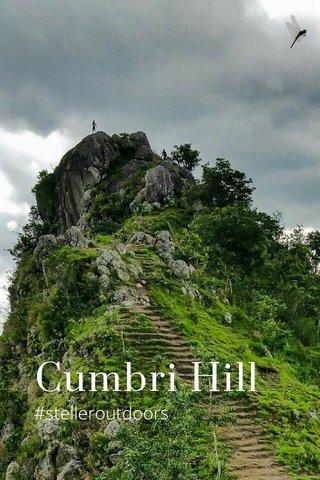 Cumbri Hill #stelleroutdoors