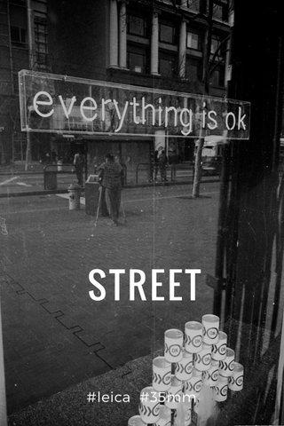 STREET #leica #35mm