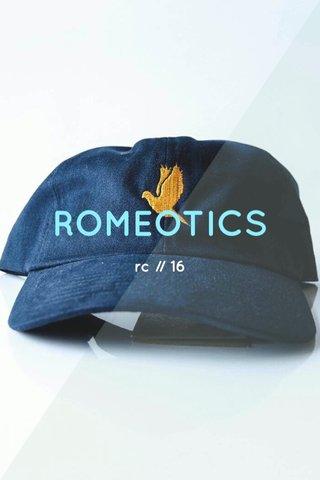 ROMEOTICS rc // 16