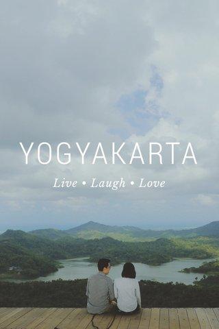YOGYAKARTA Live • Laugh • Love