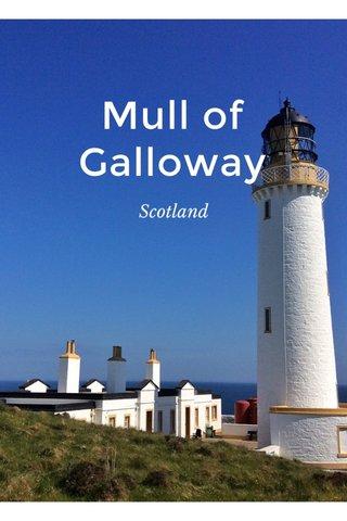 Mull of Galloway Scotland