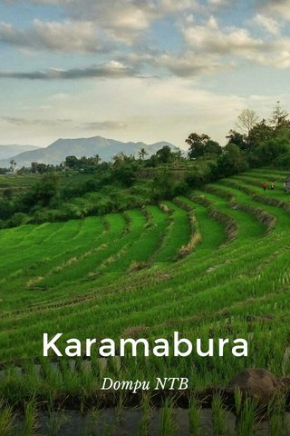 Karamabura Dompu NTB