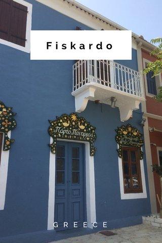 Fiskardo GREECE