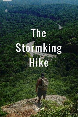 The Stormking Hike Views