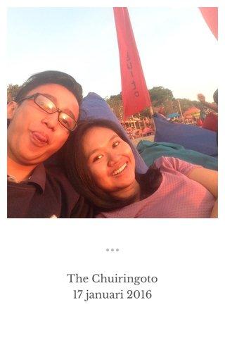 The Chuiringoto 17 januari 2016