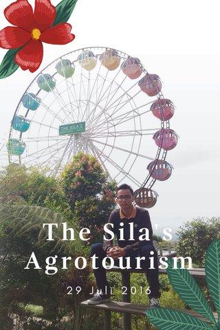 The Sila's Agrotourism 29 Juli 2016