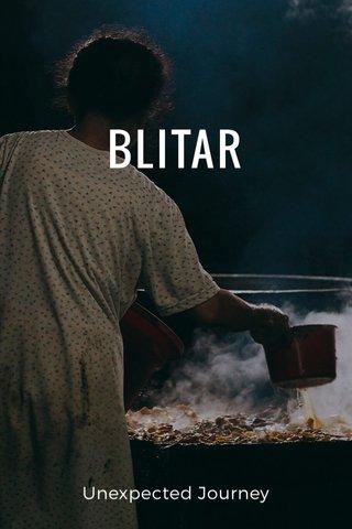 BLITAR Unexpected Journey
