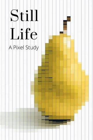 Still Life A Pixel Study