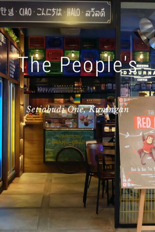 The People's Setiabudi One, Kuningan