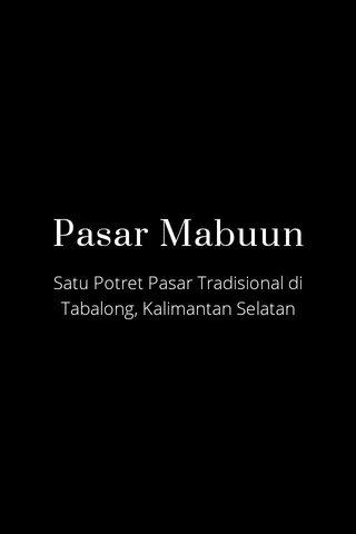 Pasar Mabuun