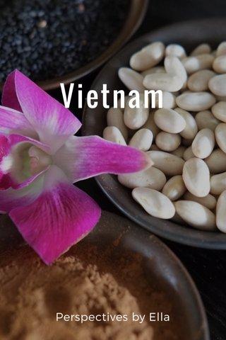 Vietnam Perspectives by Ella