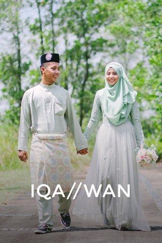 IQA//WAN