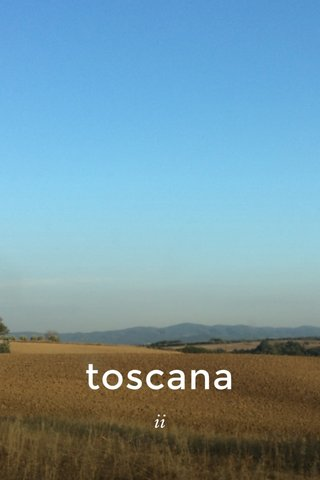 toscana ii