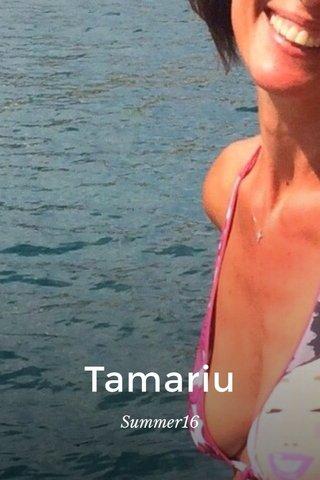 Tamariu Summer16
