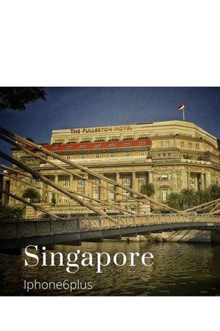 Singapore Iphone6plus