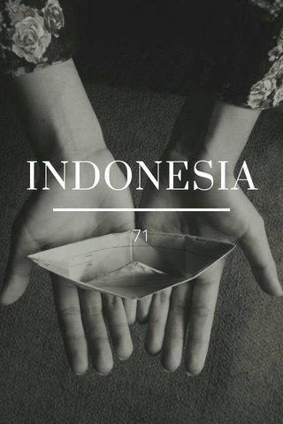 INDONESIA 71