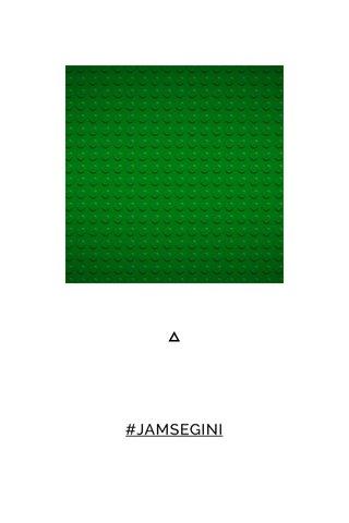 #JAMSEGINI