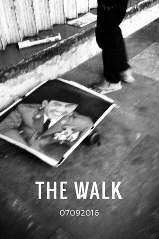 THE WALK 07092016