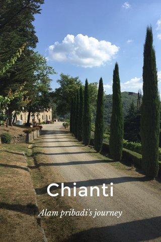Chianti Alam pribadi's journey