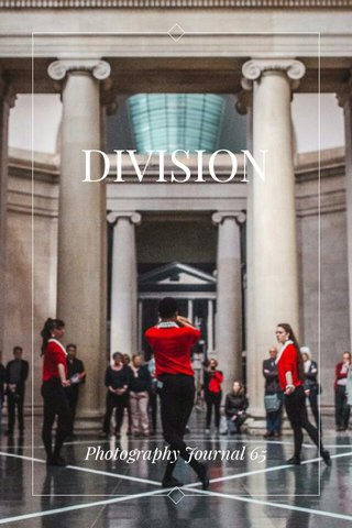 DIVISION Photography Journal 65