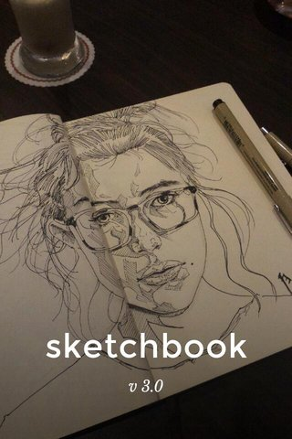 sketchbook v 3.0