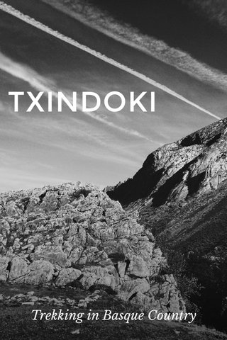 TXINDOKI Trekking in Basque Country