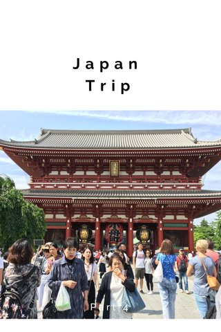 Japan Trip Part 4