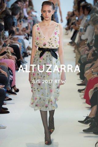 ALTUZARRA S/S 2017 RTW