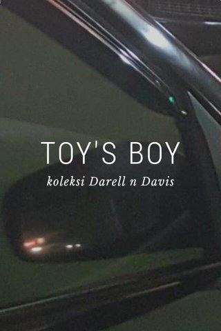 TOY'S BOY koleksi Darell n Davis